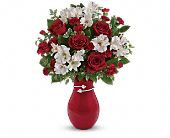 Teleflora's Pair Of Hearts Bouquet, picture