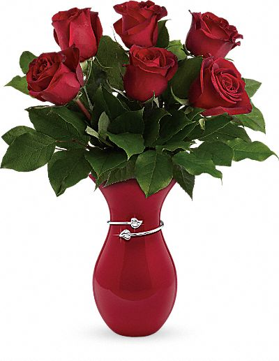 Teleflora's Gift From The Heart Bouquet