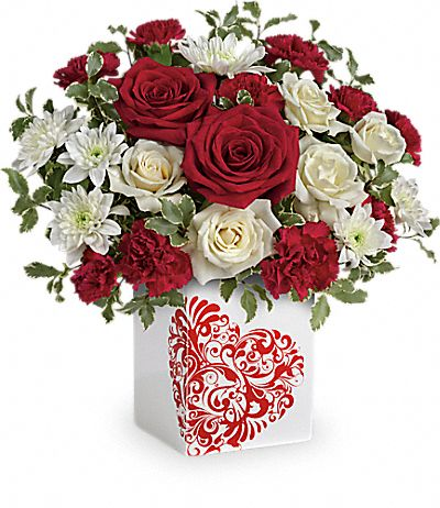 Teleflora's Best Friends Forever Bouquet