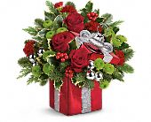 Teleflora's Gift Wrapped Bouquet, picture