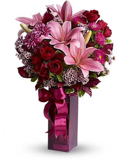 fall in love flowers, fall in love flower bouquet, Natural flower