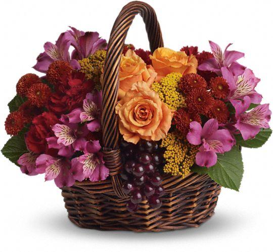 Sending Joy Flowers