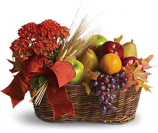 Fresh Picked Gift Basket
