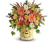 Country Spring Bouquet, picture