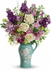 Teleflora's Artisanal Beauty Bouquet Flowers