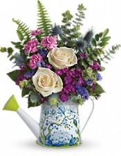 Teleflora's Splendid Garden Bouquet Flowers