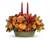 Country Oven Centerpiece, picture