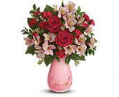 Teleflora's True Lovelies Bouquet, picture