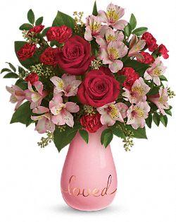 Fleurs du bouquet Véritables délices