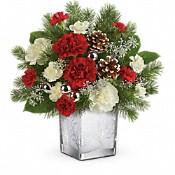 Teleflora's Woodland Winter Bouquet Flowers