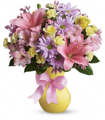 Teleflora's Simply Sweet Flowers