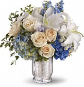 Seaside Centerpiece Flowers