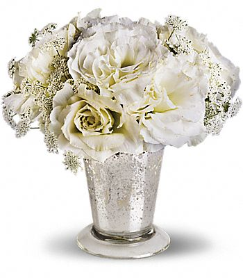 Teleflora's Angel Centerpiece Flowers