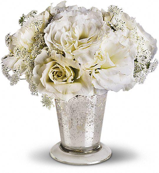Teleflora's Angel Centerpiece Flowers