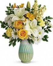 Art Of Spring Bouquet Flowers