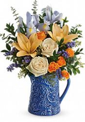 Spring Beauty Bouquet Flowers