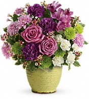 Spring Speckle Bouquet Flowers