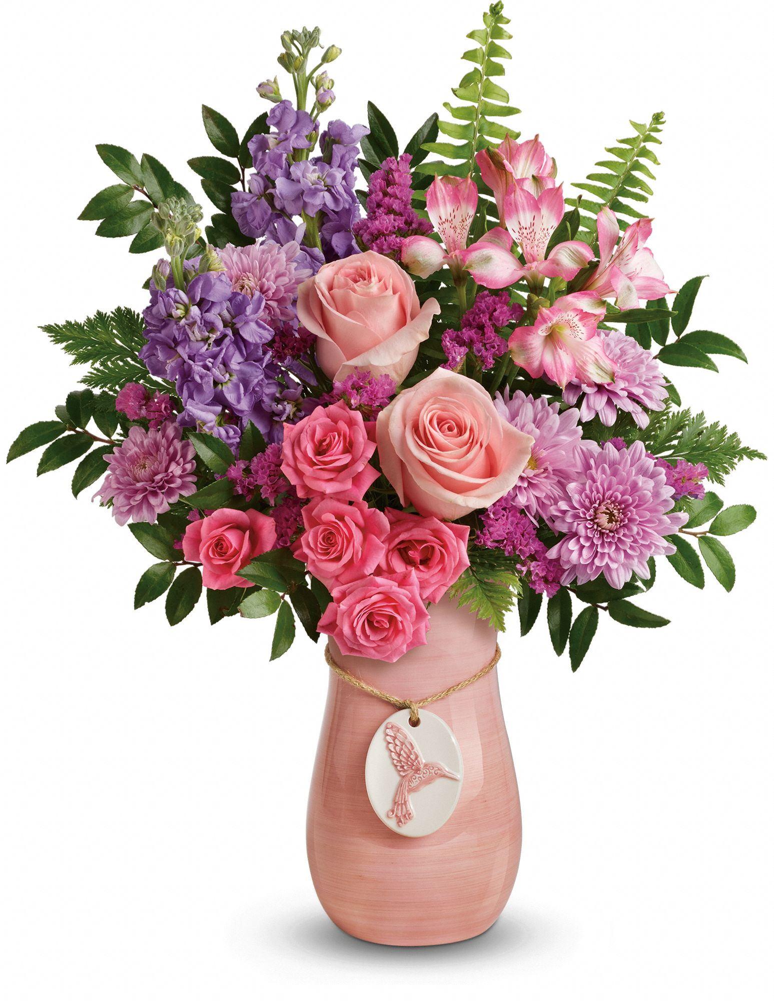 Teleflora's Winged Beauty Bouquet