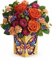 Gorgeous Gratitude Bouquet Flowers