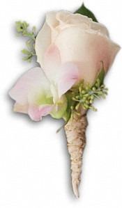 Dashing Boutonniere Flowers