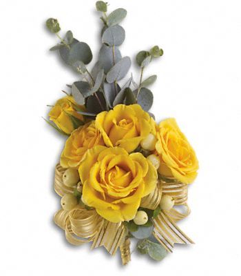 Sunswept Corsage Flowers