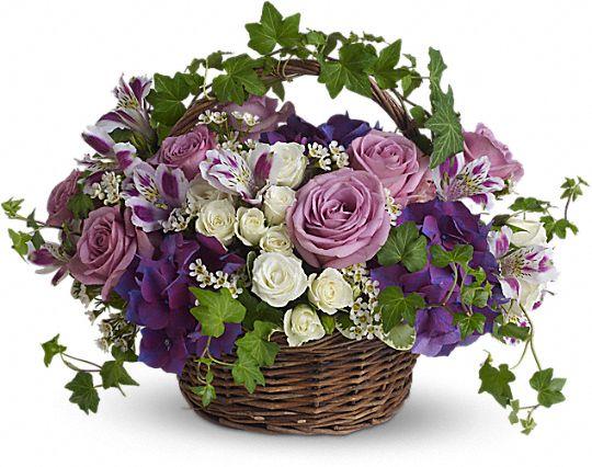 A Full Life Flowers