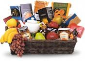 Grande Gourmet Fruit  Gift Basket