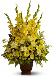 Fleurs Souvenirs ensoleillés
