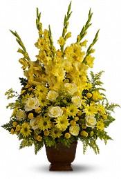 Teleflora's Sunny Memories Flowers