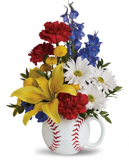 Teleflora's Big Hit Bouquet Flowers
