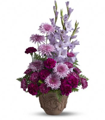 Teleflora's Heartfelt Memories Flowers