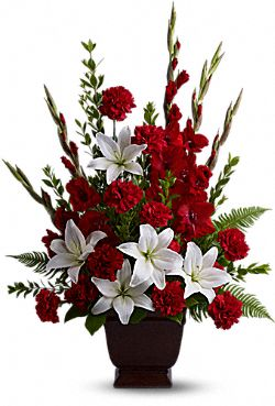 Tender Tribute Flowers