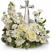 Divine Peace Bouquet Flowers