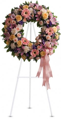 Graceful Wreath Flowers