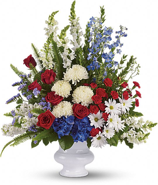 With Distinction Flowers