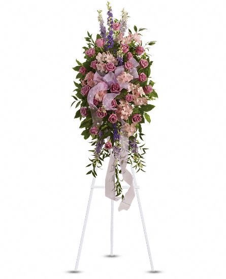 Finest Farewell Spray Flowers