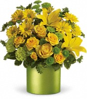 Teleflora's Say It With Sunshine Flowers