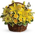 Flower GIft Baskets