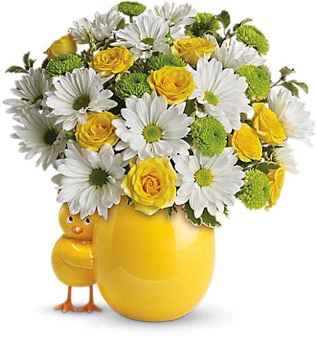 My Little Chickadee by Teleflora Flowers