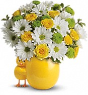 My Little Chickadee by Teleflora - Deluxe