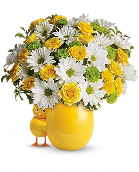 My Little Chickadee by Teleflora Flowers