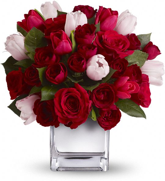 Teleflora's It Had to Be You Bouquet Flowers