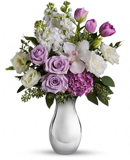 Teleflora's Breathless Bouquet Flowers