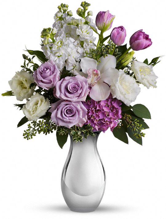 Teleflora's Breathless Bouquet Flowers