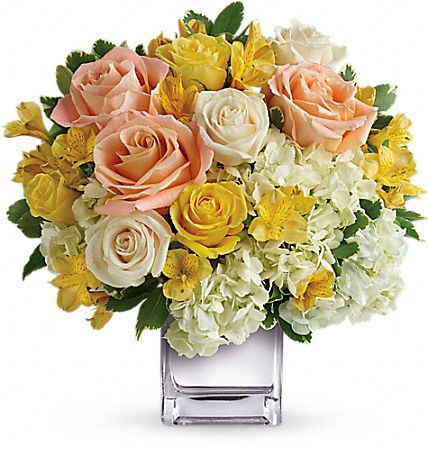 Teleflora's Sweetest Sunrise Bouquet Flowers