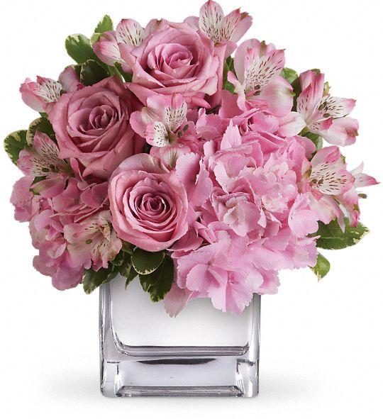 Teleflora's Be Sweet Bouquet Flowers