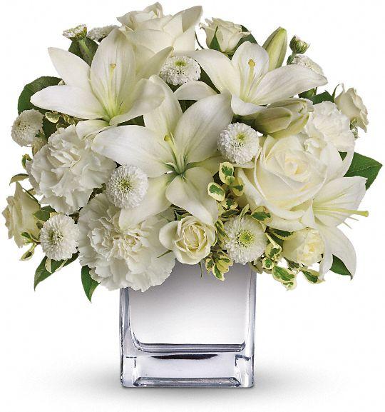 Teleflora's Peace & Joy Bouquet Flowers
