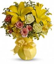 Bouquet Sourires ensoleillés