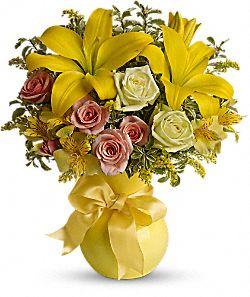 Sunny Smiles Flowers
