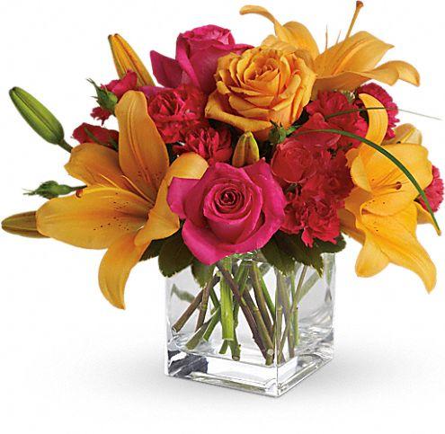 Teleflora's Uniquely Chic Flowers